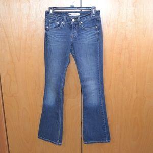 Levis Women 518 Superlow jeans W24 L32
